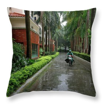 Scapes Of Our Lives #18 Throw Pillow
