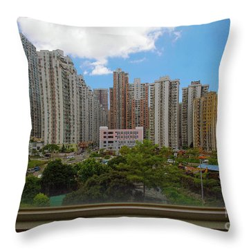 Scapes Of Our Lives #2 Throw Pillow