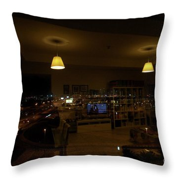 Scapes Of Our Lives #28 Throw Pillow