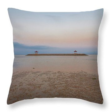 Scapes Of Our Lives #31 Throw Pillow