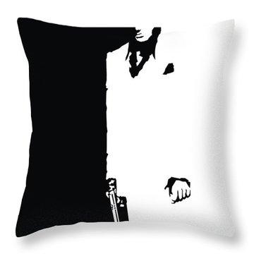 Scarface 1983 Throw Pillow