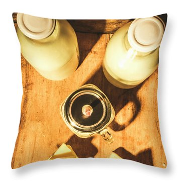 Cottage Style Throw Pillows