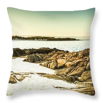 East Coast Throw Pillows