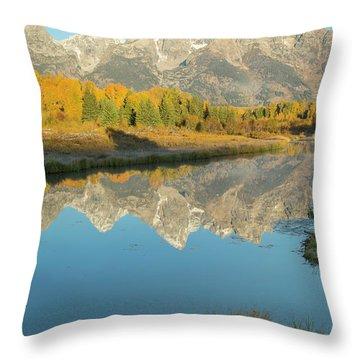 Schwabacher Sunrise 2 Throw Pillow