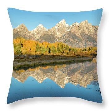 Schwabacher Sunrise Throw Pillow