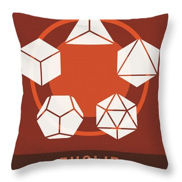 Mathematics Throw Pillows