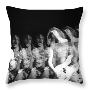 Scorpions Throw Pillow by Sue Arber
