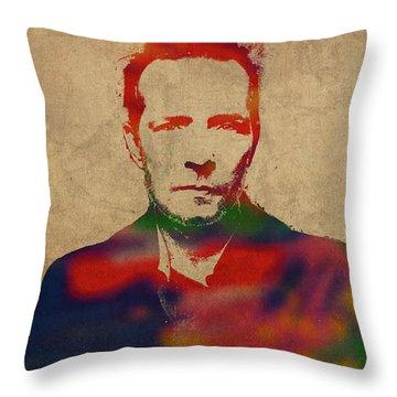 Stone Temple Pilots Throw Pillows