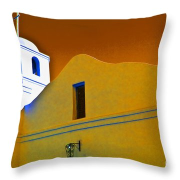 Scottsdale Mission Throw Pillow