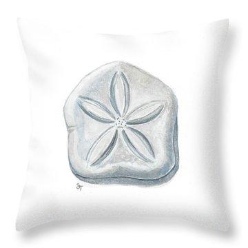Sea Buscuit Throw Pillow