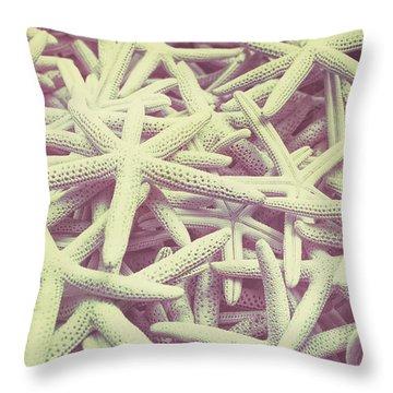 Sea Color  Throw Pillow