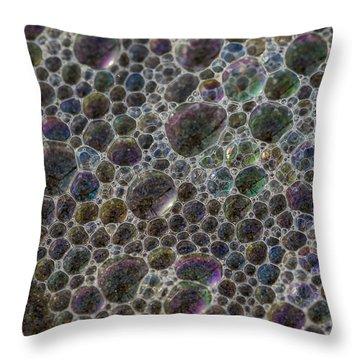 Sea Jewelery Throw Pillow