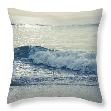Sea Of Possibilities Throw Pillow