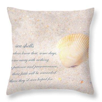 Pamela Wells Throw Pillows