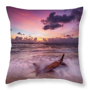 Sea To Soul Throw Pillow