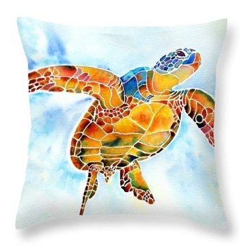Marine Throw Pillows
