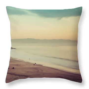 Seabright Dream Throw Pillow