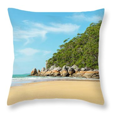 Sealers Cove Victoria Throw Pillow