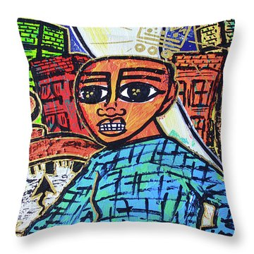 Searching... Hire Self Throw Pillow