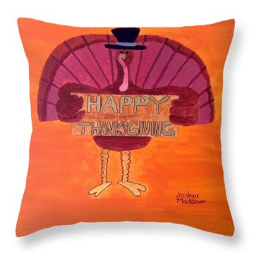 Tradition Event Holiday Throw Pillow