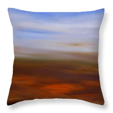 Seasons Changing Throw Pillow