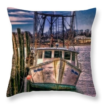 Seaworthy II Bristol Rhode Island Throw Pillow