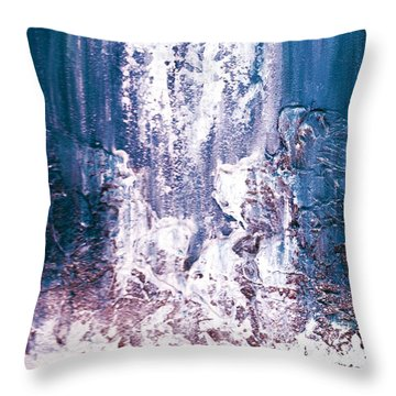 Second Sight  Throw Pillow