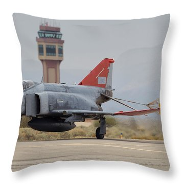 Second To None Throw Pillow