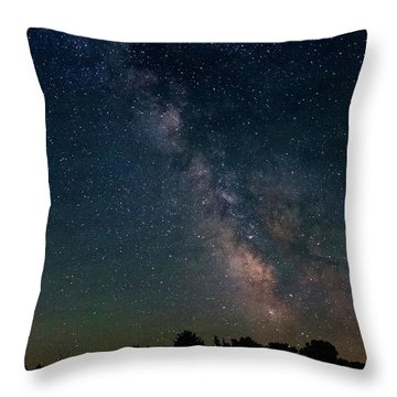 Throw Pillow featuring the photograph Second Wish by Heather Kenward