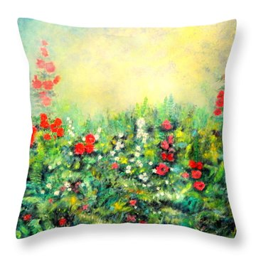 Secret Garden 2 - 150x90 Cm Throw Pillow