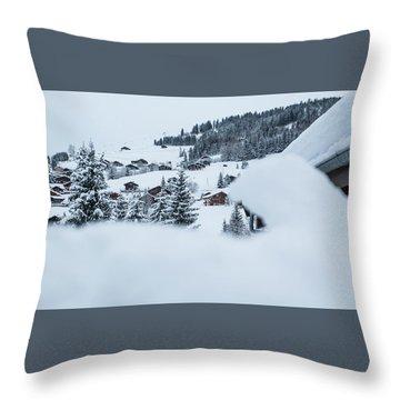 Secret View- Throw Pillow