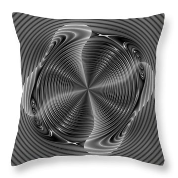 Secretired Throw Pillow