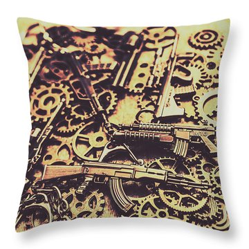 Pinion Throw Pillows