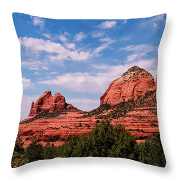 Sedona Az Throw Pillow