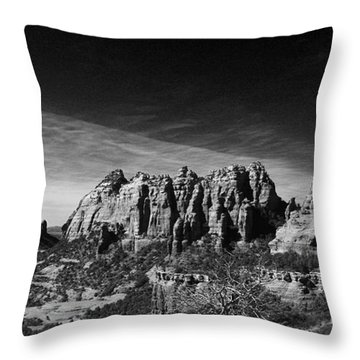 Sedona Reversed Throw Pillow