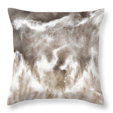 Seductive Seas Throw Pillow