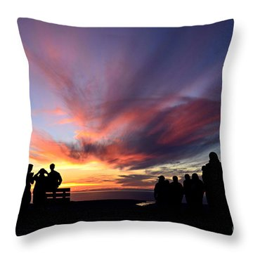 See How Precious People Are Throw Pillow