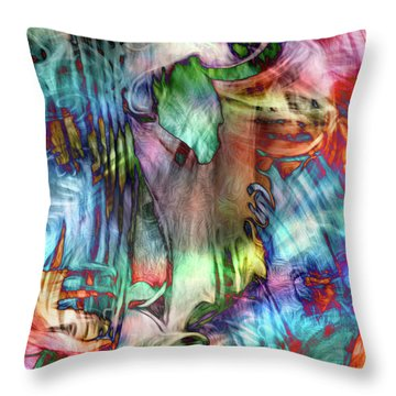 See The Music I Throw Pillow