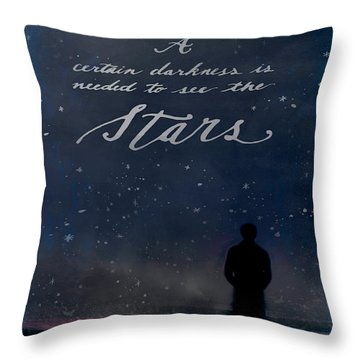 See The Stars Throw Pillow