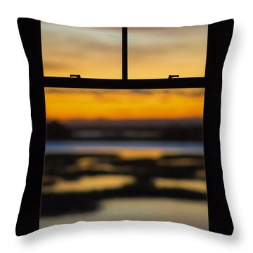 Throw Pillow featuring the photograph See What I See Image Art by Jo Ann Tomaselli