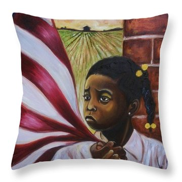 See Yourself Throw Pillow