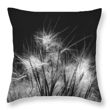 Seeds Of Life Throw Pillow