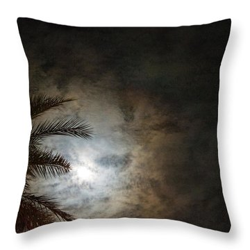 Seeing Heaven  Throw Pillow