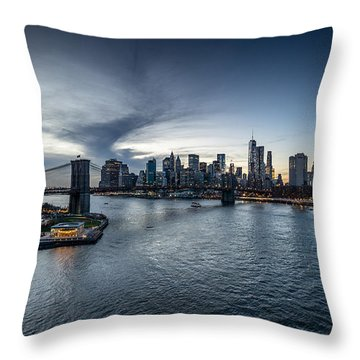 Seldom Throw Pillow