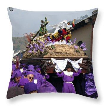 Semana Santa Throw Pillows