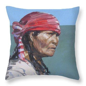 Seminole 1987 Throw Pillow