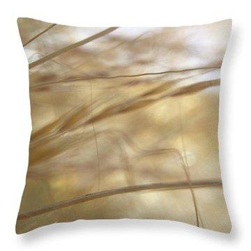 Semolina Throw Pillow