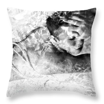 Sensation Throw Pillow
