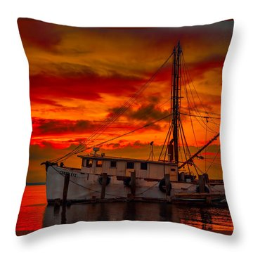 Senseless Throw Pillow