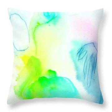 Sensitive One Throw Pillow